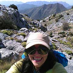 Alejandra Landriel - Alumna de Yoga 21 en Dos Hermanas